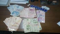 Kahvede kumar oynayan şahıslara operasyon