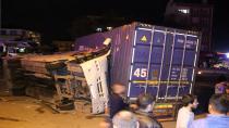 31 kişinin yaralandığı kazada TIR şoförü tutuklandı