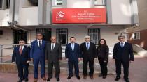 Vali Aksoy Aile Ve Sosyal Politikalar İl Müdürlüğünden Brifing Aldı