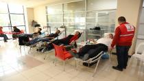 Belediye ve Kızılay'dan Kan Bağış Kampanyası