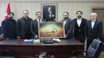 Gebze İMH'den Kaymakam Mustafa Güler'e ziyaret