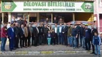 Toltar, Bitlis'lilere konuk oldu
