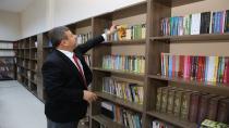 Darıca Belediyesi Kütüphanesi Halkın Hizmetinde