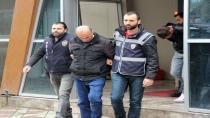 2 gün saklandıkları iş hanını soyan hırsızlar tutuklandı