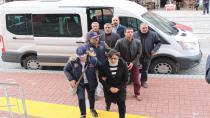 HDP'li yöneticiler tutuklandı