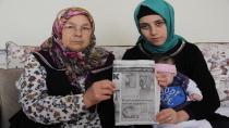 29 yıllık gazete haberi ile biyolojik ailesini arıyor