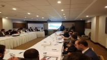 TÜMSİAD Komisyon Başkanları Toplantısı Yapıldı