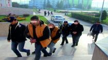 Kocaeli Emniyeti, 11 aydır takip ettiği 5 kişilik çeteyi İstanbul'da yakaladı