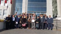 CHP'li başkanlar mazbatalarını aldılar