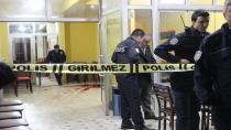 Husumetlisi tarafından iş yerinde vurulan kahvehaneci ağır yaralandı