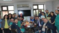 Gebze Fatih Devlet Hastanesi Anestezi Teknisyenleri ve Teknikerleri Gününü Kutladı
