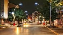 Darıca caddeleri ışıl ışıl