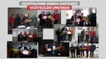 Hospitalpark Darıca Hastanesi Gazetecileri Unutmadı!