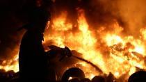 DİLOVASI'NDA FECİ EV YANGINIEvinde yanarak can verdi!