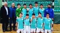 Futsal Şampiyonları Çayırova'dan