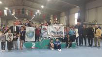 ÇESK Jimnastik Takımı Kocaeli Birincisi