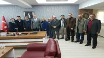 CHP'den Emniyet Ziyareti