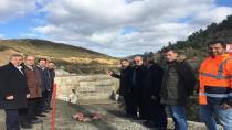 Şeker: ''İhsaniye Barajı Yapımı Ağustos 2019'da Tamamlanıyor''