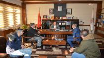 Bitlislilerden Başkan Toltar'a Ziyaret