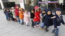 Haydi Çocuklar Karne Şenliği'ne GKM'ye
