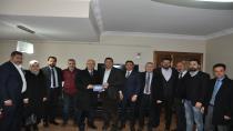 Gebze AK Parti'den KAISİAD'a ziyaret