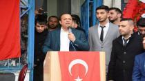 Başkan Toltar, 'Gençlerimizin yanındayız'