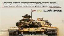 Erbakan Vakfı'ndan Zeytin Dalı Harekâtı Açıklama