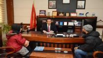 Başkan Toltar, vatandaşın derdine derman oluyor