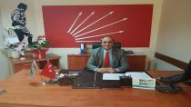 CHP İlçe Başkanı Musa Yılmaz'dan Hünkâr Çayırı Açıklaması