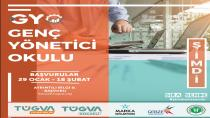 TÜGVA'dan genç yöneticilik okulu