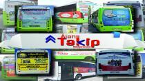 Gebze halk otobüsleri reklam