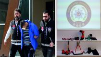 21 farklı adreste hırsızlık yapan iki şahıs Kocaeli'de yakalandı