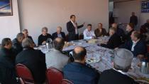 Başkan Toltar, Gümüşhanelilerin misafiri oldu