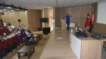 Darıca Farabi Devlet Hastanesinde AFAD(Afet ve Acil Durum Yönetimi) Eğitimi Verildi