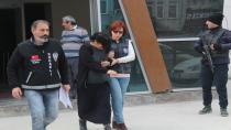 Nineli torunlu yankesici aile kıskıvrak yakalandı