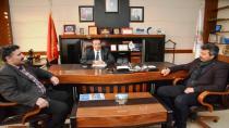 Dilovası Mhp'den Başkan Toltar'a Ziyaret