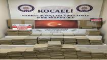 Tırın dorsesine gizledikleri 310 kilo eroinle yakalanan 4 kişi adliyeye sevk edildi