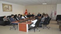 Darıca Farabi Devlet Hastanesi Değerlendirme Toplantıları Devam Ediyor.