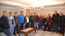 AK Parti Köşklüçeşme'den Karadeniz'e moral ziyareti