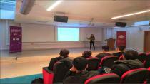 Bilişim Dünyası GTÜ GeekDay'da öğrencilerle buluştu