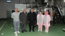 Başkan Köşker sanayi esnafını ziyaret etti