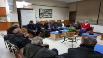CHP Gebze'den Balkan Türkleri Derneği Ziyareti