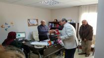 CHP  Sağlık Çalışanlarını Unutmadı