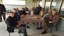 CHP Gebze Köylere Çıkarma Yaptı