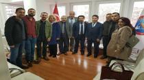 CHP Gebze'den Eğitim İş Sendikasına Ziyaret