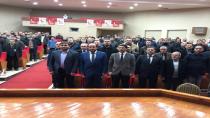 Saadet Partisi'nin Konferansına Yoğun İlgi