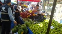 Darıca'da Pazar Yerleri Denetim Altında