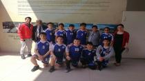 Şampiyon Özel Seymen Darıca Ortaokul Basketbol Takımı
