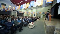 """Başkan Karaosmanoğlu, """"24 Haziran'da duaya kalkan eller inşallah boş inmeyecektir"""""""