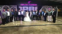 Bıyık bir günde 10 düğüne katıldı